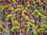 Rio Carnival, Rio De Janeiro, Brazil Photographic Print by Demetrio Carrasco