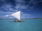 Piragoe, Ile Des Pins, New Caledonia Photographic Print by Neil Farrin