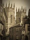 York Minster, Yorkshire, England, UK Photographie par Alan Copson
