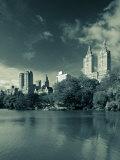 Central Park, New York City, USA Fotografie-Druck von Walter Bibikow
