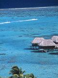 Sofitel Hotel, Moorea, French Polynesia Photographic Print by Neil Farrin