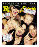 Backstreet Boys, Rolling Stone no. 856/857, December 14 - 21, 2000 Photographic Print by David Lachapelle