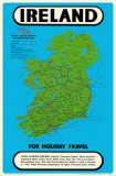 Ireland for Holiday Travel Masterprint