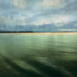 Tranquil Waters II Print by Amy Melious