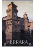 Ferrara Giclee Print by Mario Borgoni