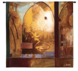 Exotic Journey Wall Tapestry by Don Li-Leger