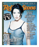 Neve Campbell, Rolling Stone no. 769, September 18, 1997 Photographic Print by Matthew Rolston