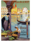 Venise Giclee Print by Louis Lessieux