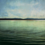 Tranquil Waters I Prints by Amy Melious