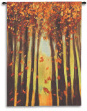 Colors of Fall II Wall Tapestry by Mark Pulliam
