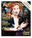 Tori Amos, Rolling Stone no. 789, June 25, 1998 Photographic Print by David Lachapelle