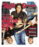 John Mayer, Derek Trucks, John Frusciante, Rolling Stone no. 1020, February 22, 2007 Photographic Print by Matthew Rolston