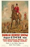 Dublin Horse Show Masterprint