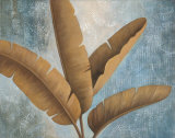Palm Fronds I Prints by Jordan Gray