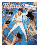 Ricky Martin, Rolling Stone no. 818, August 5, 1999 Photographic Print by David Lachapelle