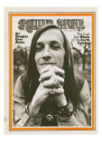 Doug Sahm, Rolling Stone no. 86, July 8, 1971 Photographic Print by Baron Wolman
