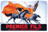 Premier Fils Giclee Print by  Roby