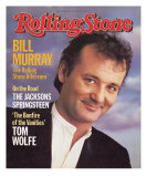 Bill Murray, Rolling Stone no. 428, August 16, 1984 Photographic Print by Barbara Walz