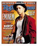 Eminem, Rolling Stone no. 899, July 4 - 11, 2002 Photographic Print by Jeff Riedel