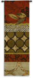Autumn Fusion II Wall Tapestry by Leslie Bernsen