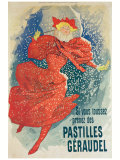 Pastilles Geraudel Giclee Print by Jules Chéret