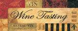 Wine Tasting Plakater af Gregory Gorham