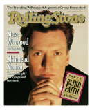 Steve Winwood, Rolling Stone no. 540, December 1, 1988 Photographic Print by Herb Ritts