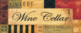 Wine Cellar Poster by Gregory Gorham