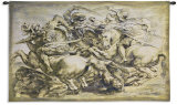 Battle of Anghiari Wall Tapestry by Peter Paul Rubens