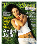 Angelina Jolie, Rolling Stone no. 872, July 5, 2001 Photographic Print by David Lachapelle