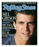Mel Gibson, Rolling Stone no. 543, January 12, 1989 Photographic Print by Herb Ritts