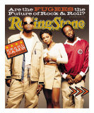 The Fugees, Rolling Stone no. 742, September 5, 1996 Photographic Print by Matthew Rolston