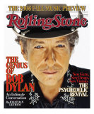 Bob Dylan, Rolling Stone no. 1008, September 7, 2006 Photographic Print by Matthew Rolston