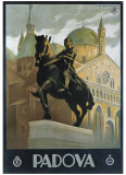 Padova Giclee Print by Marcello Dudovich