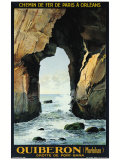 Quiberon Giclee Print by L. Symonnot