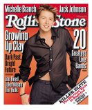 Clay Aiken, Rolling Stone no. 926, July 10, 2003 Photographic Print by Matthew Rolston