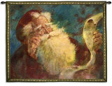 La lista de Papá Noel Tapiz por Sherwood