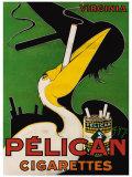 Pelican Cigarettes ジクレープリント : Ch. イラズ