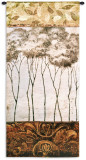 African Trees I Wall Tapestry by Fabrice De Villeneuve