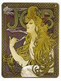 Job Giclee Print by Alphonse Mucha