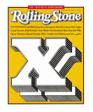 Twentieth Anniversary, Rolling Stone no. 512, November 5, 1987 Photographic Print by Jim Parkinson