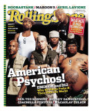 Eminem, Rolling Stone no. 950, June 10, 2004 Photographic Print by Martin Schoeller