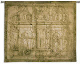 Study for the Porta Pia Wall Tapestry by Michelangelo Buonarroti