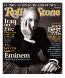 Eminem, Rolling Stone no. 962, November 25, 2004 Photographic Print by Norman Jean Roy