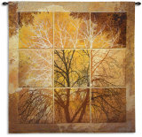 October Light Wall Tapestry