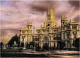 Madrid, Cibeles Posters by Juan Manuel Cabezas