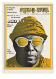 Sun Ra, Rolling Stone no. 31, April 19, 1969 Photographic Print by Baron Wolman