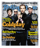 Coldplay, Rolling Stone no. 981, August 25, 2005 Photographic Print by Anton Corbijn