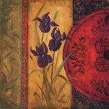Iris Fusion I Prints by Linda Wacaster