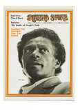Chuck Berry, Rolling Stone no. 35, June 14, 1969 Photographic Print by Baron Wolman